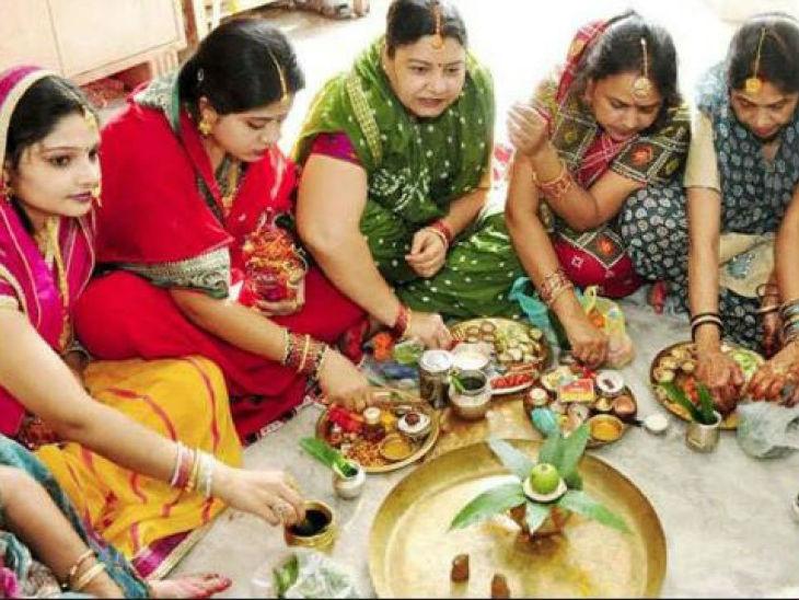 PunjabKesari, Hariyali Teej, Hariyali Teej 2020, हरियाली तीज, Interesting scientific facts, Sawan, Sawan 2020, Bholenath, Devi Parwati, Vrat Or Tyohar, Fast and Festival, Importance of Hariyali Teej