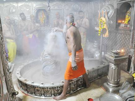 PunjabKesari,mahakal photo,महाकाल इमेज,mahakal mandir