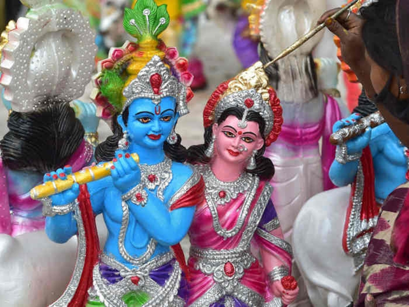 PunjabKesari, Janmashtami 2020, Janmashtami, Krishna Janmashtami, Sri Krishna Janmashtami 2020, Lord Shri Krishna