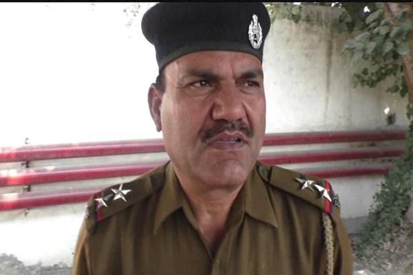 PunjabKesari, road accident, youth, death