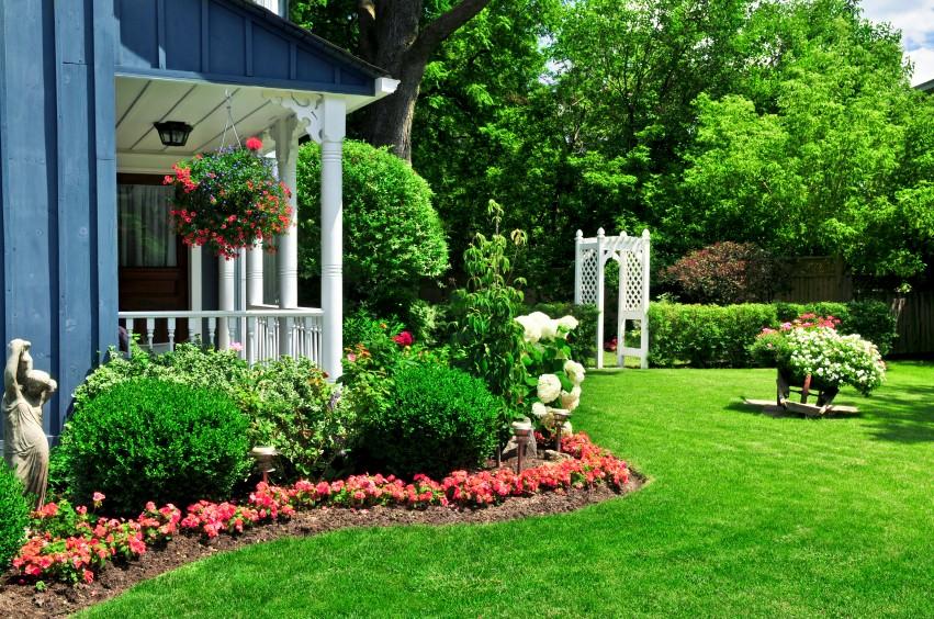 PunjabKesari, kundli tv, home garden image