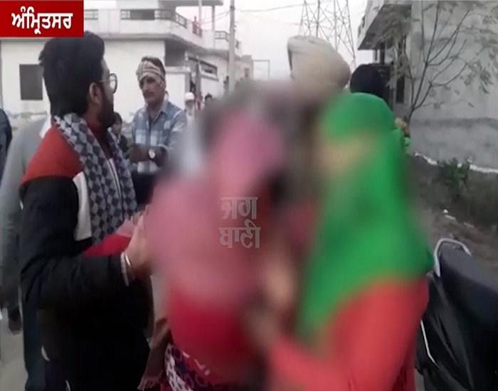 PunjabKesari, sex racket in amritsar busted