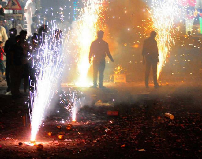PunjabKesari, Cracker, Diwali Crackers, पटाखे