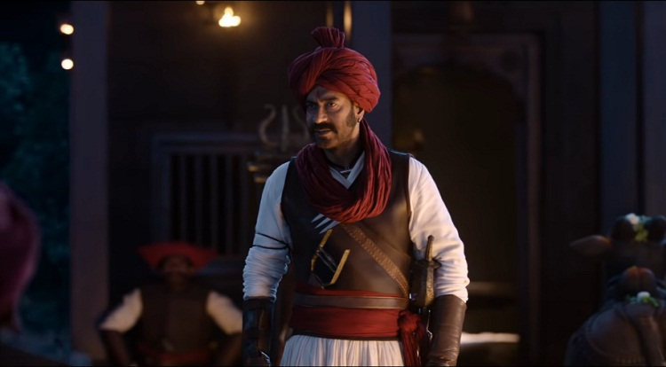 PunjabKesari, Tanhaji Movie Review