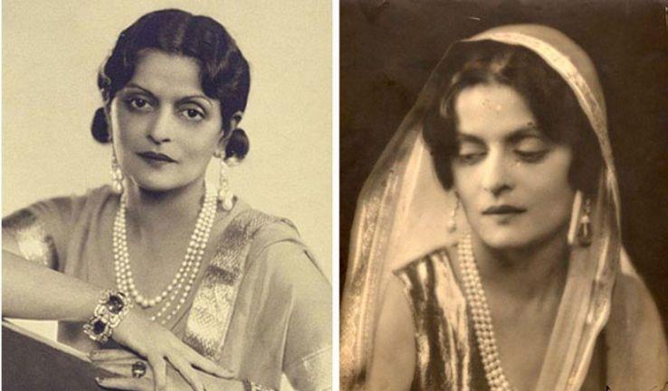 PunjabKesari, Maharani Indira Devi Image, Royal Families Dark Secrets Image