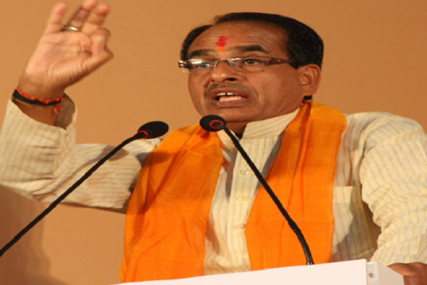 congress does not fulfill promises believes in nonsense   shivraj