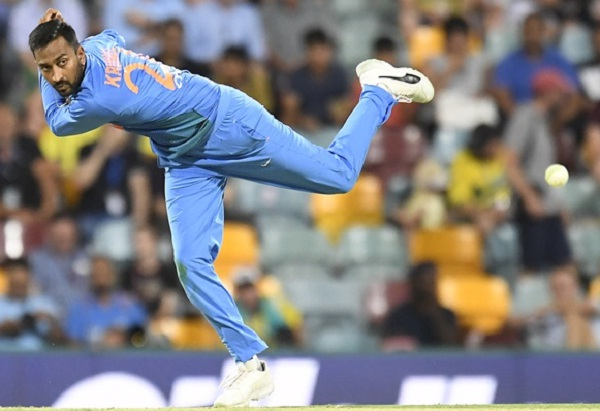 Team India's third brother pair is a Pandya Brothers, Australia is on number 1