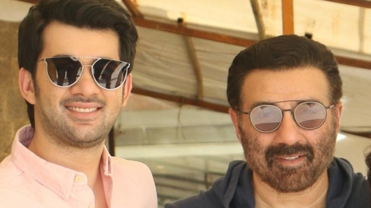 Bollywood Tadka, sunny deol and karan deol