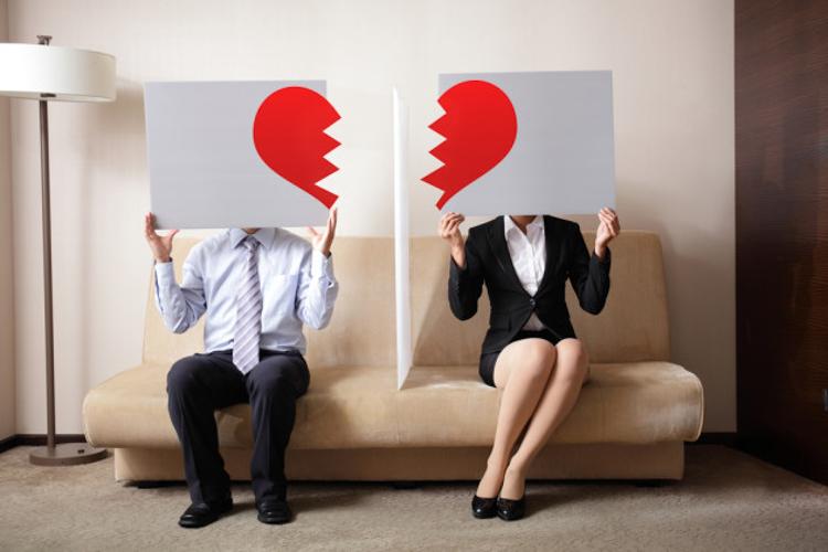 PunjabKesari, Divorce partner