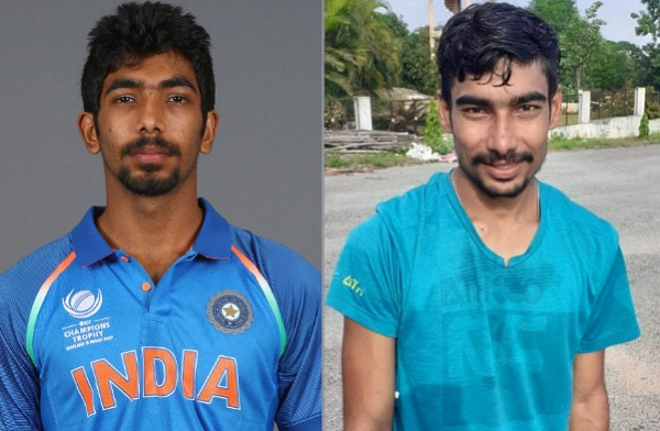 Jasprit Bumrah's face appears in front, this game plays in Hyderabad