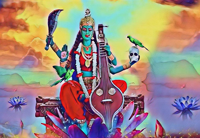 PunjabKesari, Devi Matangi, Maa Matangi, देवी मातंगी