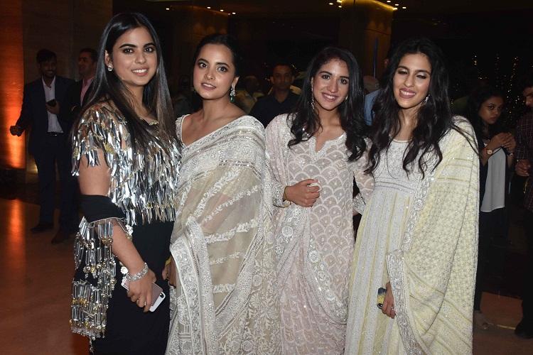 Bollywood Tadka,श्लोका मेहता इमेज, श्लोका मेहता फोटो, श्लोका मेहता पिक्चर,राधिका मर्चेंट इमेज,राधिका मर्चेंट फोटो,राधिका मर्चेंट पिक्चर, ईशा अंबानी इमेज, ईशा अंबानी फोटो, ईशा अंबानी पिक्चर