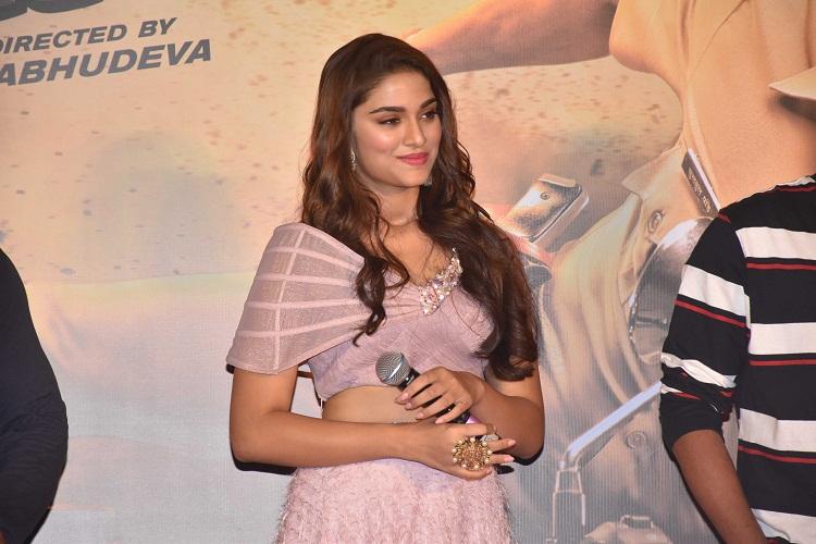PunjabKesari,  Dabangg 3 Trailer Launch