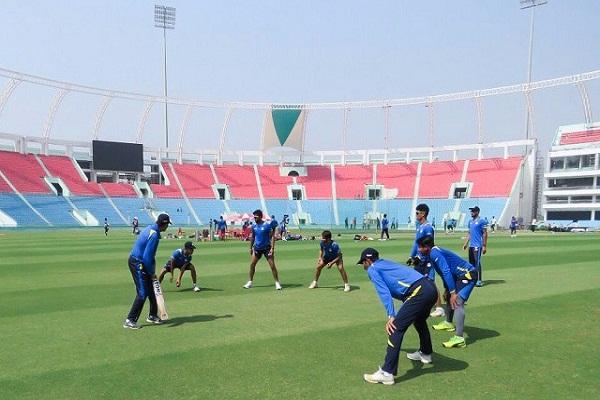 PunjabKesari, sports news, cricket news hindi, Ind vs Wi, 2secT20, 24 years, uttar pradesh, lucknow, New Ekana stadium