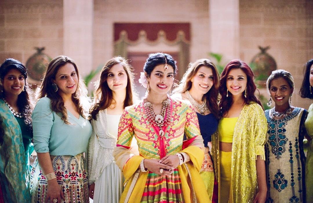 PunjabKesari,प्रियंका चोपड़ा इमेज, परिणीति चोपड़ा इमेज, निक जोनस इमेज, शादी इमेज