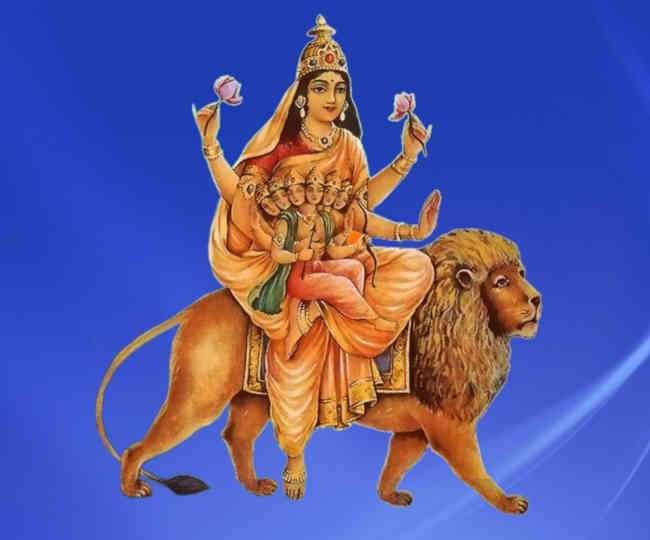PunjabKesari, स्कंदमाता, Sakandmata