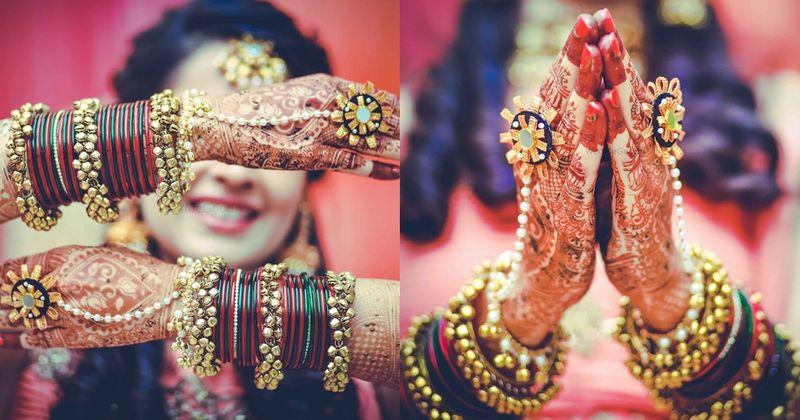 PunjabKesari, Nari, Haath Phool Design Image, हाथफूल डिजाइन्स इमेज
