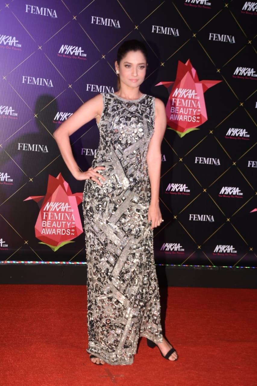 PunjabKesari, NFBA 2019 Image, Femina Beauty Awards Image