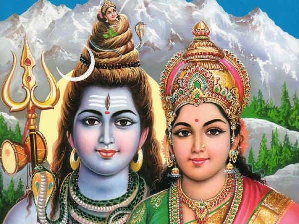 PunjabKesari, kundli tv, lord shiva image, mata parvati image