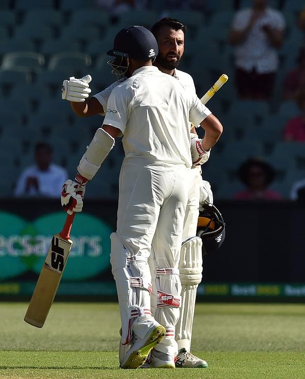 Punjab Kesari sports Cheteshwar Pujara