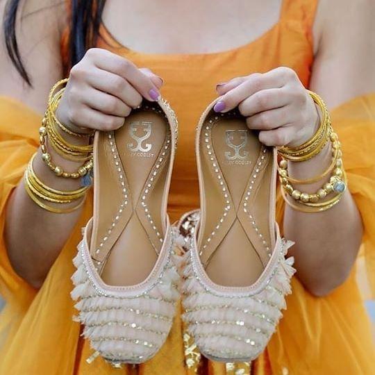 PunjabKesari, punjabi jutti image, पंजाबी जूती इमेज
