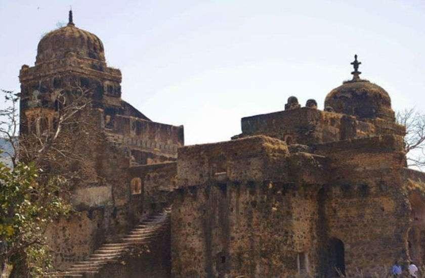 PunjabKesari, अश्वत्थामा असीरगढ़ किला, Ashwatthama Asirgarh Fort, Madhya Pradesh