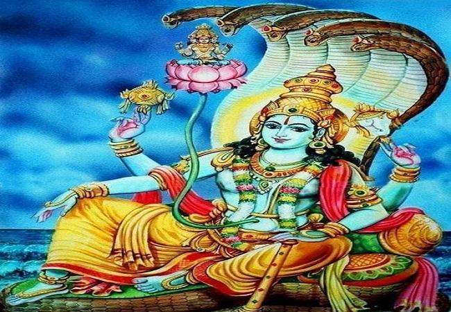 PunjabKesari, Dharam, Lord Ganesh Mantra, Margashirsha Month, मार्गशीर्ष माह, अगहन माह, Lord Sri hari, Lord Vishnu