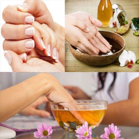 PunjabKesari,nari,Manicure, Hot Oil Manicure