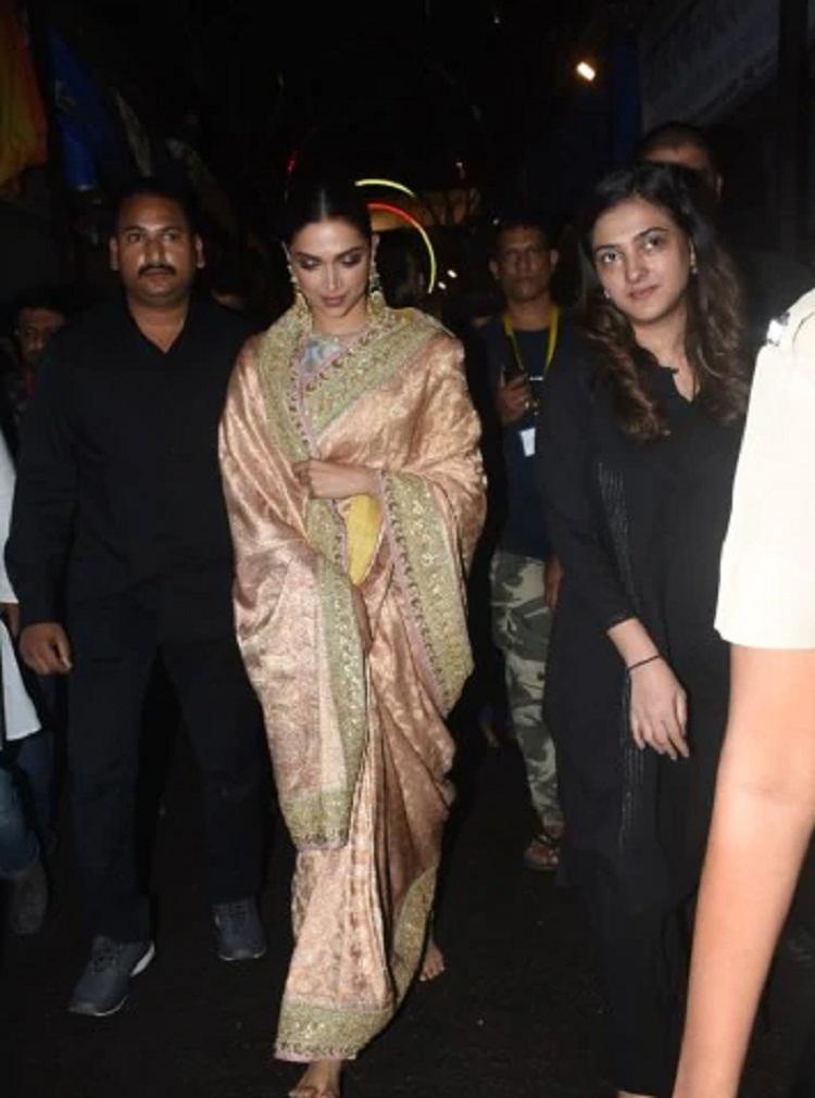 Bollywood Tadka, deepika
