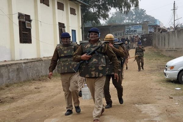 PunjabKesari, police force