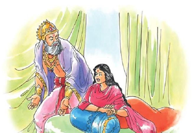 PunjabKesari, Dashrath, Raja Dashrath, राजा दशरथ, कैकयी, Kaikeyi
