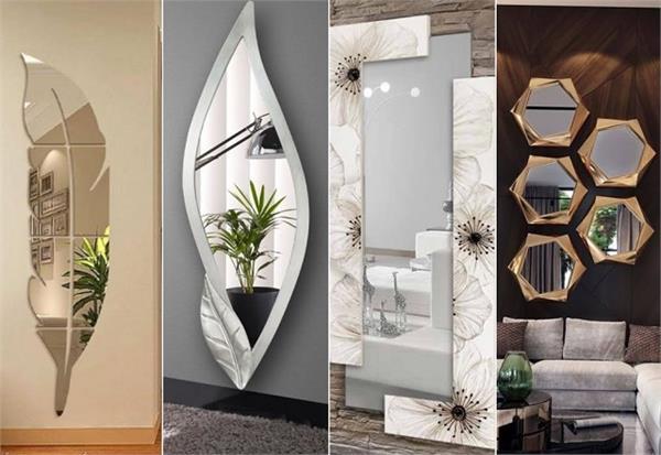छोटा घर भी दिखेगा बड़ा, स्मार्ट तरीके से करें Mirror Decor