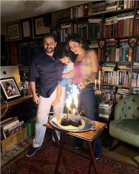 Bollywood Tadka, Saif And Kareena Marriage Anniversary