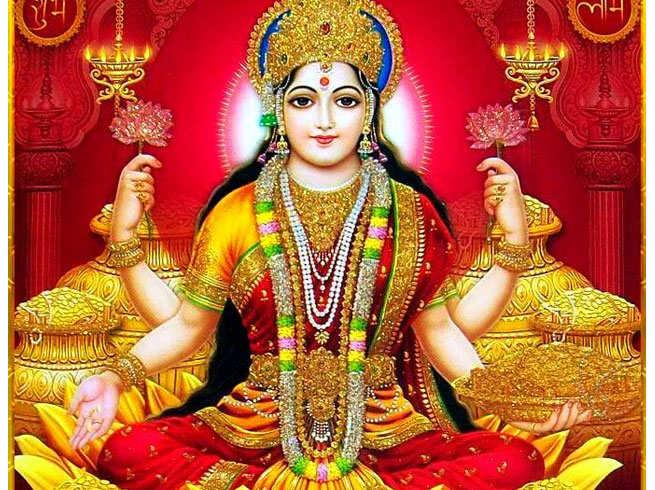 PunjabKesari, kundli tv, devi lakshmi image
