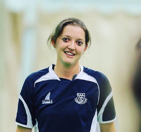 PunjabKesarisports Sarah taylor