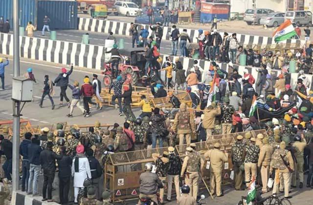 PunjabKesari, More than 100 farmers of Punjab are missing after Delhi violence