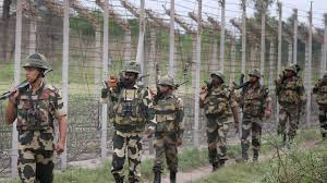 cfv in poonch bsf jawan injured