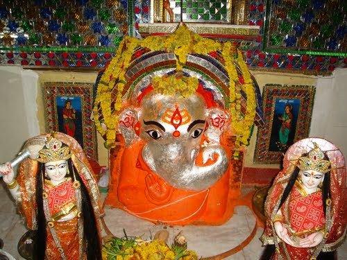 PunjabKesari, Swayambhu Ganesh temple in sehore, गणेश मंदिर सीहोर, उल्टा स्वास्तिक, सिद्ध विनायक गणेश मंदिर, Dharmik Sthal, Religious place in india, Ganesh Chaturthi, Ganesh Utsav, Ganesh Chaturthi 2019,