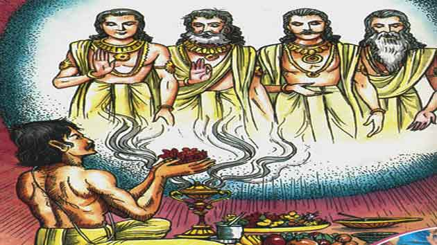 PunjabKesari, PunjabKesari, Pitru paksha 2019, Ancestors, पूर्वज, पितृलोक, Pitru Paksha, pitrulok
