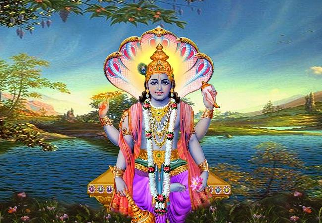 PunjabKesari, Lord Vishnu ji, भगवान विष्णु, श्री हरि, नारायण