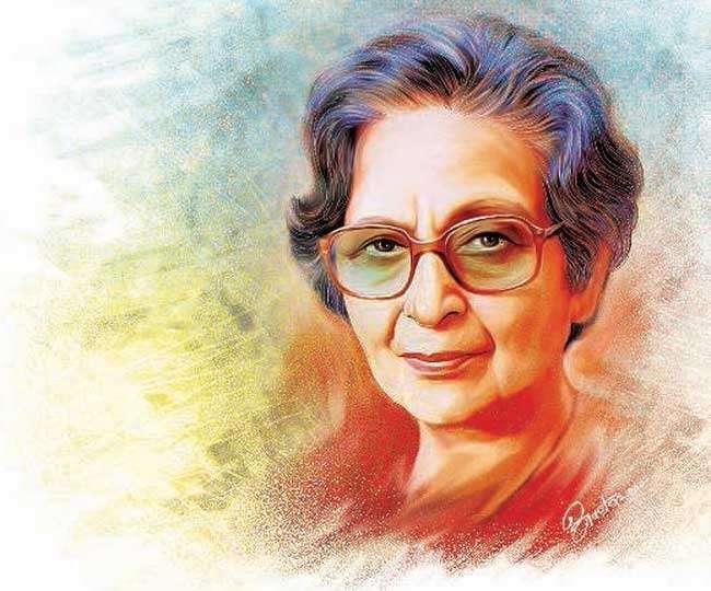 PunjabKesari,Google Doodle, Amrita Pritam, 100th Birth Anniversary, Nari