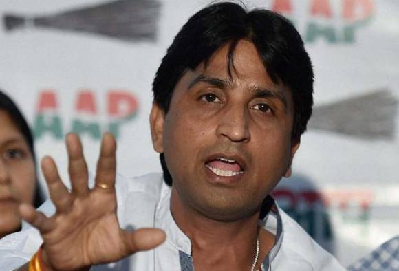 non bailable warrant issued against kumar vishwas in up