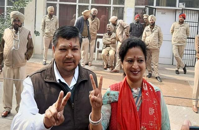 PunjabKesari, election results start in patiala know which candidate won