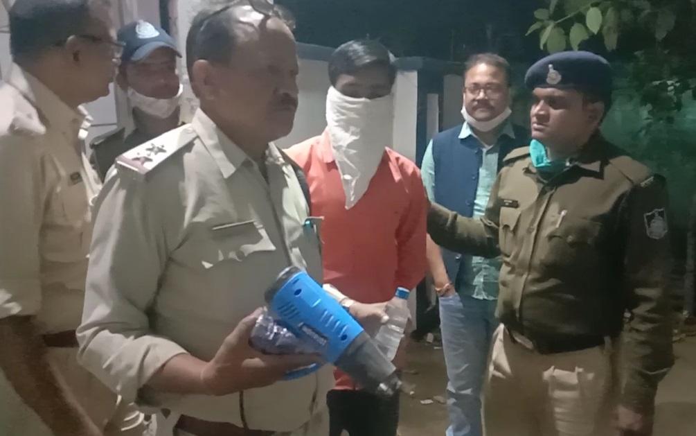 PunjabKesari, Madhya Pradesh, Shahdol, illicit liquor, Excise Department, impact of news