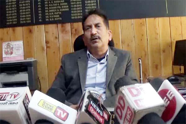 PunjabKesari, CMO District Kangra Image