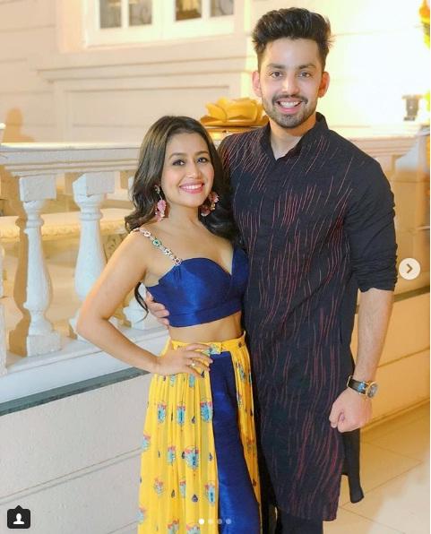 Bollywood Tadka,नेहा कक्कड़ इमेज, हिमांश कोहली इमेज