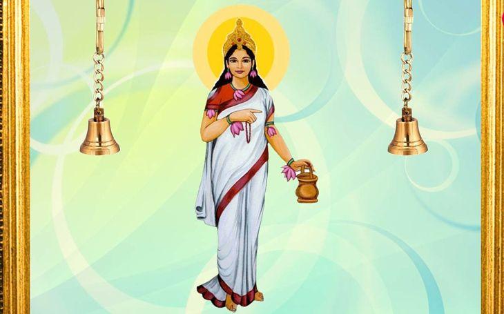 PunjabKesari Chaitra Navratri second day dedicated to Maa Brahmacharini