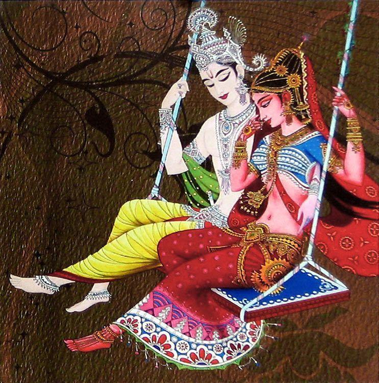 PunjabKesari, Radha krishan, राघा-कृष्णा