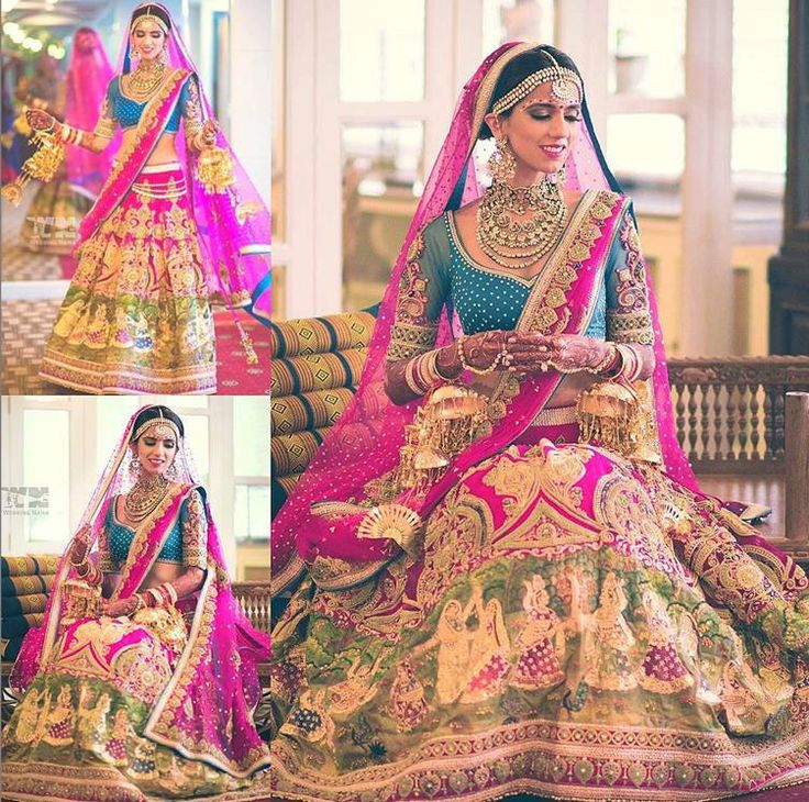 PunjabKesari, ब्राइडल लुक फोटो,रजवाड़ा ब्राइडल लुक फोटो