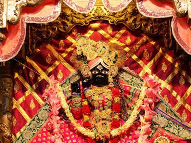 PunjabKesari, बांके बिहारी, Banke Bihari, Sri Krishan, Lord Sri Krishan